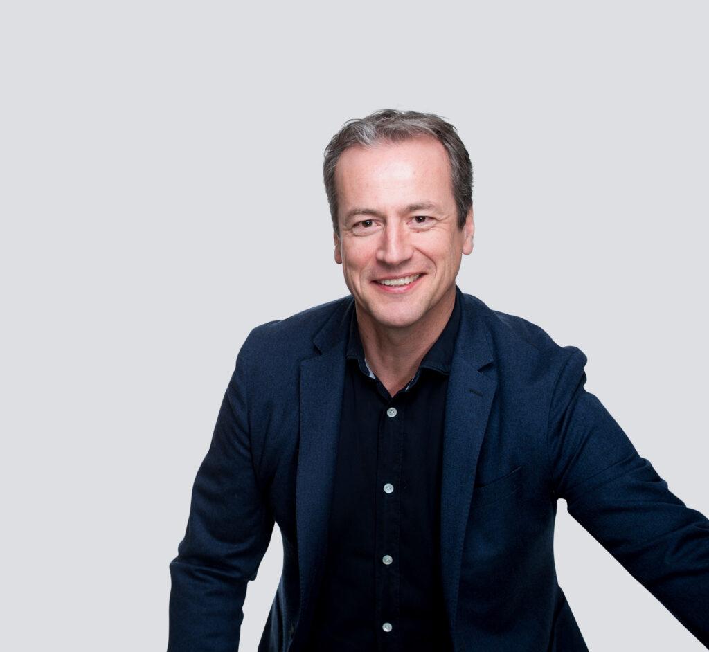 Øyvind Hartveit. Foto: Finn Ståle Felberg