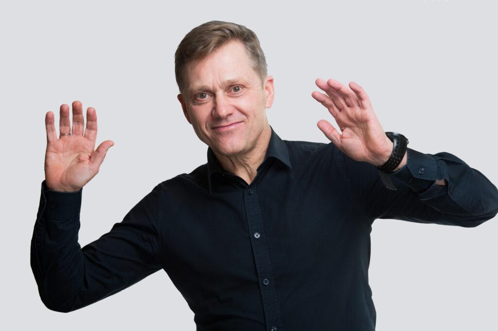 Bjørn Glemmestad. Foto: Finn Ståle Felberg